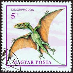 Dimorphodon (Hungary 1990)