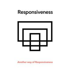Responsiveness icon