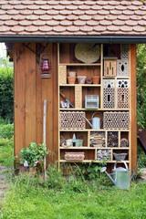 Insektenhotel, insect house