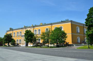 Московской кремль, здание Арсенала