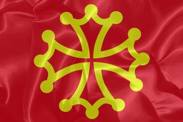 Languedoc Roussillon  -  Emblème