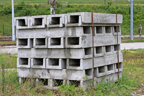 concrete drainage channels