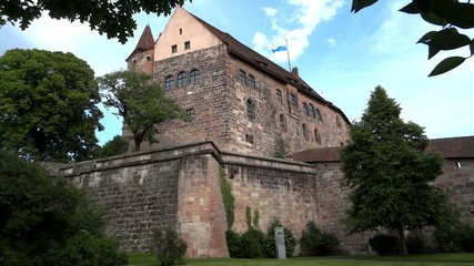 Nuremberg Castle, Bavaria Germany (POV2)