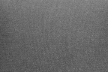 gray background of synthetic fabric