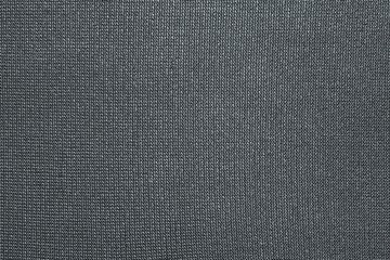 texture of silvery kapron fabric