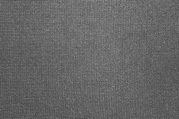 texture of gray nylon fabric