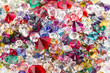 Collection of many different natural gemstones. - 65271899