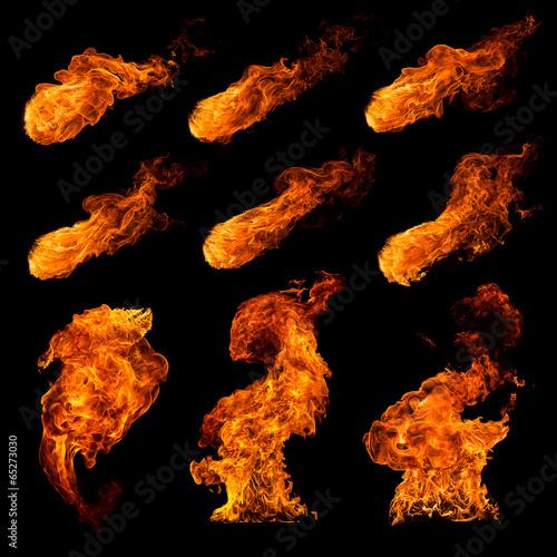 Fire set - 65273030
