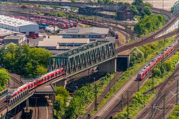 Köln - Bahnverkehr