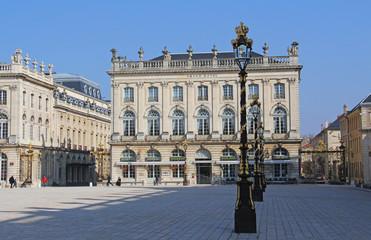 Place Stanislas, centre ville de Nancy ( Nancy , Lorraine )