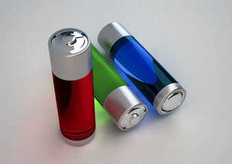 RGB Batteries