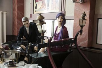 vintage mannequins