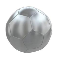 Fußball - 3d Render