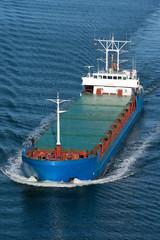 Frachtschiff auf Fahrt 9857-2297