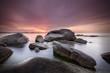 Sunrise at Cala roques Planes