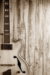 jazz guitar background