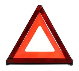 triangular safety reflector