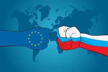 EU versus Russia