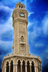 Clock Tower in Izmir