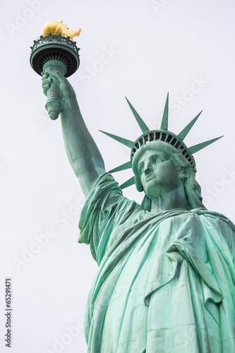 Leinwanddruck Bild Statue of Liberty