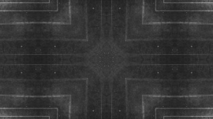 Grunge overlay black and white looping animated background