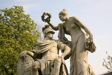 Statue Dresden