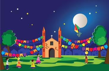 Festa Junina - Brasil