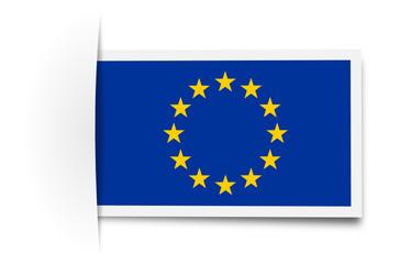Schild Europa