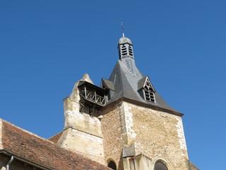 Dordogne - Bergerac - Clocher de l'église Saint-Jacques