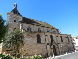 Dordogne - Bergerac - Eglise Saint-Jacques