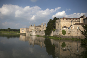 leeds castle, united kingdom