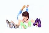 Alles meine Schuhe