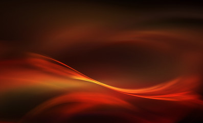 Abstract Fire Passion Background