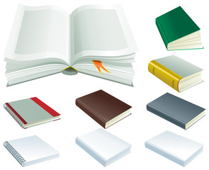 Vector Book set
