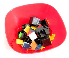 parts of Rubik's cube