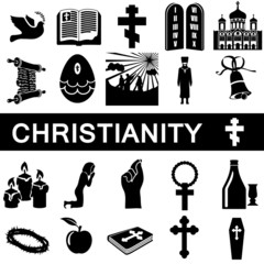 Icons for christianity