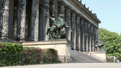 Old Museum  in  Berlin