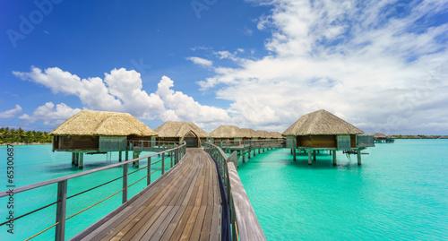 Staande foto Oceanië Bora Bora