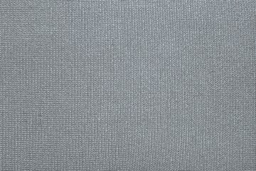 texture of gray kapron fabric