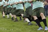 Tauziehen Highland Games