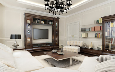 Living in Art Deco style