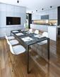 Kitchen dining modern style