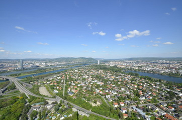 Wien Donaustadt und Floridsdorf