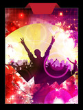 Music poster. Vector - 65304469