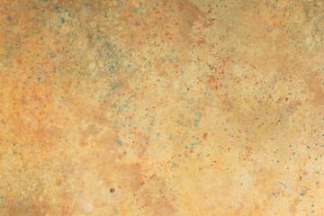 Leinwand mit Farbspritzern 01