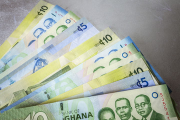 Cedi - Currency of Ghana, West Africa