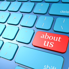 About us keyboard
