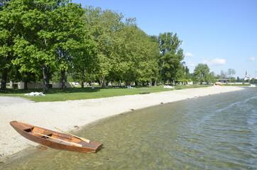 Bundesbad Alte Donau in Wien