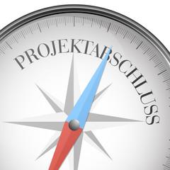 Kompass Projektabschluss
