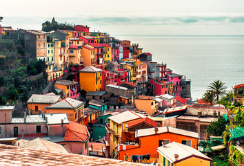 View of Manarola. Italy